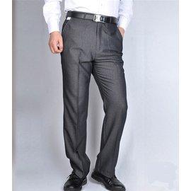加厚耐穿中年男褲 中老年褲子 寬松工作干活耐髒實惠男長褲