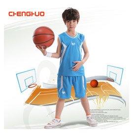 8青少年10大童男裝12男童透氣籃球足球 服13~15歲男孩夏裝套裝
