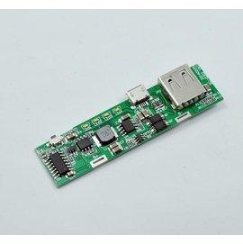 移動電源電路板 3v升5v 鋰電池18650電池升壓板 升壓電路 2A W83 ^~650