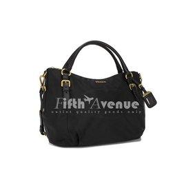 ~Fifth Avenue~Prada ㊣品 BR4303 Outlet 皇家徽章 黑色