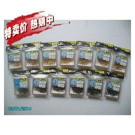 伽瑪卡茲 Gamakatsu 千又鉤^(金色黑色)盒裝釣魚鉤海釣鉤號全
