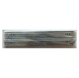 三截 鋼珠滑軌 寬45 450mm 18   ^(滑軌、抽屜、三節、 ^)
