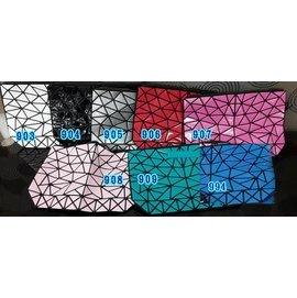 編號:3175  防水幾何 手拿包 便攜式拉鍊包 #YHC女用