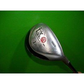 廠商搬家大拍賣^~夏林高爾夫球桿YAMATO球道木桿扁平擊球面2號16度碳纖維桿身R級距離