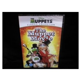 迪士尼電影: 大青蛙布偶電影 The Muppet Movie 英版二區 DVD
