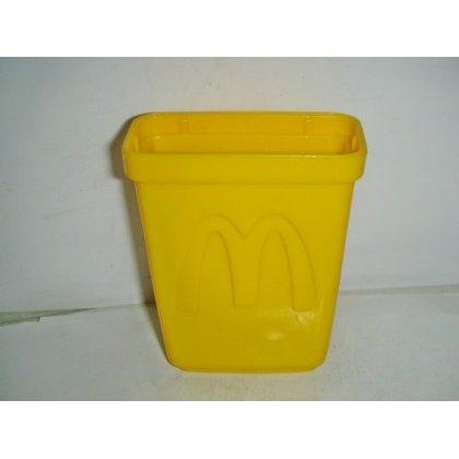 aaL皮商.^(企業寶寶公仔娃娃^)少見1997年麥當勞發行黃色垃圾桶^!~~距今已有20