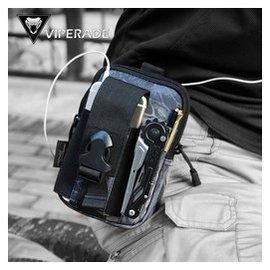 VIPERADE便攜K型戰術小腰包 5.5寸手機腰包掛包登山騎行 腰包