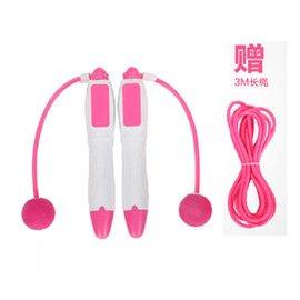 無線跳繩兒童考試跳繩兩用跳繩女士塑身健身瘦身