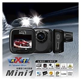 ~豪美科技~X戰警~行車記錄器Mini1行車記錄器體積小1080P高畫質6玻鍍膜鏡頭位移偵