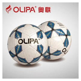 OLIPA奧聯 足球SSCD PU革手縫 4號5號 省長杯 足球年度賽