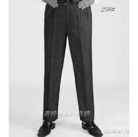 男士西褲 款抗皺免燙直筒 長褲西裝褲正裝男裝褲工作褲