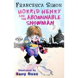 邦森外文書館  Horrid Henry and the Abominable Snow