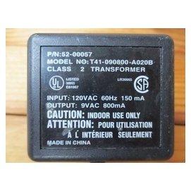 AC 9V 整流器 變壓器 800mA