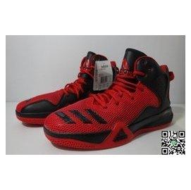 小綿羊 ADIDAS DT BBALL MID 紅黑 AQ7755 愛迪達 男生 籃球鞋