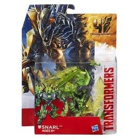 變形金剛 電影 4 恐龍金剛 D級 豪華組 Snarl 咆哮 嚎叫 劍龍 孩之寶