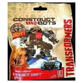 ^~ ^~ 變形金剛 KRE~O 建構 機器人 Construct Bots 飄移 Dri