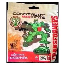 變形金剛 KRE~O 建構 機器人 Construct Bots 十字星 Cros