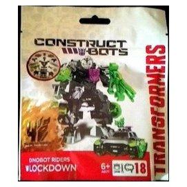 ^~ ^~ 變形金剛 KRE~O 建構 機器人 Construct Bots 禁閉 Loc