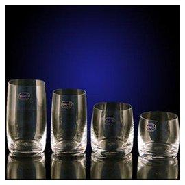 捷克波希米亞萊克斯水晶玻璃威士忌洋紅烈啤杯果汁水茶杯家居商務吧飯店 單隻價 230