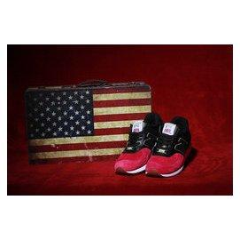 潮鞋王 New Balance NB 576 紐巴倫 33周年 英國國旗 復古 慢跑鞋 黑