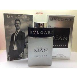 專櫃 原包裝 BVLGARI 寶格麗 MAN EXTREME 極致當代男性淡香水 100m