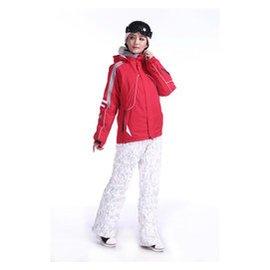 男女款滑雪服套裝戶外防風防水保暖透氣滑雪衣褲套裝棉衣衝鋒衣
