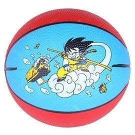 紅雙喜華士3號兒童卡通彩色膠籃球^(紅色^)903