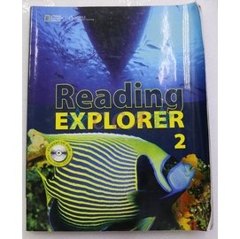 ~七成新~Reading EXPLORER 2 出版社:Cengage Learning