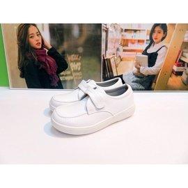 ^~白衣天使舒適好穿縫製軟底休閒鞋 護士鞋 37~40號 450