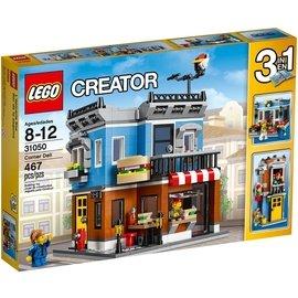 ~Q Brick~ 樂高 LEGO 31050 轉角熟食店 Cerator 系列 三合一