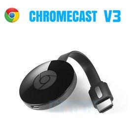 Google Chromecast V3 電視棒 HDMI 媒體串流播放器 Android
