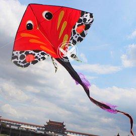 濰坊 長尾魚風箏 大鰩魚風箏 蝙蝠魚風箏 5米 漂亮易飛