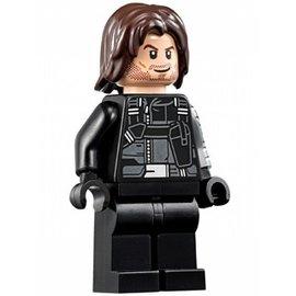 LEGO 樂高 酷寒戰士 Winter Soldier 超級英雄 76047