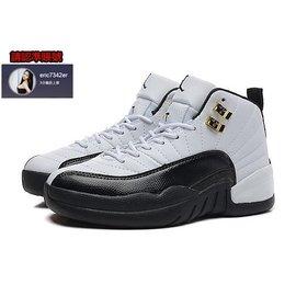 Nike Girls Air Jordan AJ12 XII 代喬丹12代 (GS)