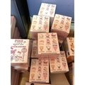 7-11 pink三麗鷗文具/捲尺/打洞機/手電筒/釘書機