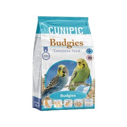 金瑞成鳥園~ CUNIPIC小型鸚鵡飼料 西班牙品牌 加強新陳代謝、強化體質、羽毛柔順閃亮