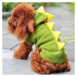 恐龍寵物變身裝 狗狗衣服 寵物衣服 貓咪服裝 狗衣服 泰迪貴賓