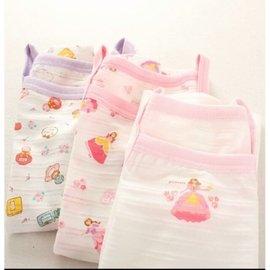 3件裝西松屋女童寶寶嬰兒公主香水瓶純棉吊帶背心 竹節棉打底睡衣超薄款夏