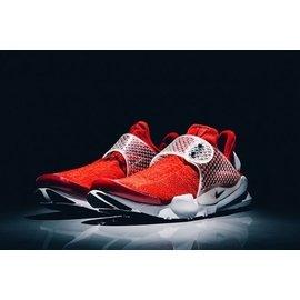 Nike Sock Dart 2016 Red 紅色 紅白 襪套 慢跑鞋 平民版  819