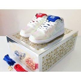 NIKE SB DUNK LOW x CONCEPTS 聯名木頭鞋盒 金色骷髏頭鞋扣 男鞋
