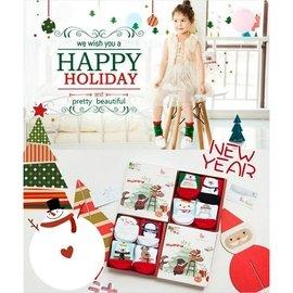 兒童可愛聖誕新年襪 600元