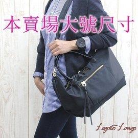 正品Anello同 品牌 Legato Largo 款 手提側背 斜背 2way包  高密