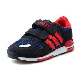 ADIDAS童鞋 透氣防滑 zx系列 小童 中大童 愛迪達童鞋
