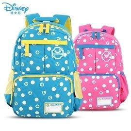 小學生書包男童女童2~5年級書包迪士尼護脊兒童雙肩減負 背包