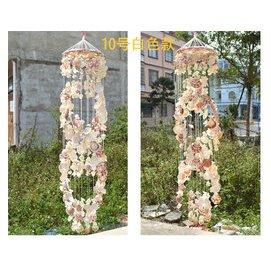 天然大海螺水晶貝殼風鈴 掛飾門飾日式工藝品生日 包郵