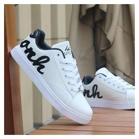 春 青少年潮鞋男士 鞋黑白色 潮流 板鞋內增高男鞋子