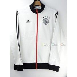 Adidas MENS M37022 LOGO 舒適 保暖 立領 外套 男 白S~2XL