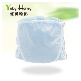 嬰兒尿布褲竹纖維布尿褲透氣超爽防漏隔尿褲寶寶尿布兜學習褲可洗