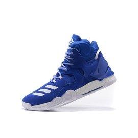 愛迪達羅斯7代籃球鞋ROSE官方adidas BOOST 男鞋40~46 寶藍白