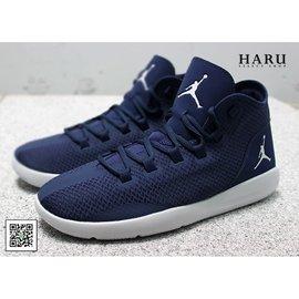 ~HAru~ NIKE AIR JORDAN REVEAL 藍白 高筒 編織籃球鞋 網布
